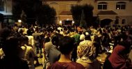 Fans flock to see Mo Salah 'after Facebook leak'