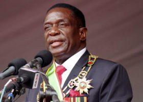 Mnangagwa sworn-in, promises brighter tomorrow
