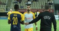 Daka in cameo appearance as RB Salzburg make UCL playoffs