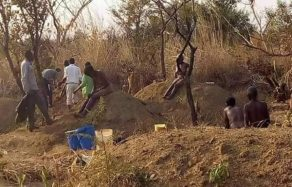 Police on the hunt for Samfya witchdoctor