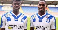 Kafue Celtic duo sign for Swedish side