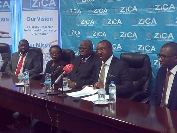 Appoint qualified Auditor General, demands ZICA