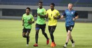 Chipolopolo stars get down to business ahead of Guinea clash