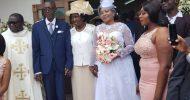 Minister Kampamba Mulenga weds childhood 'lover'