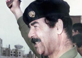 Saddam Hussein, he wanted to make history – Part 1