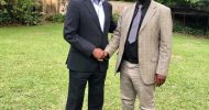 We have not appointed Sean Tembo as our Vice President – UPND