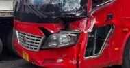 Simba SC fans in road mishap