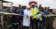 KCM-ZRL commissions $95,000 rail weighbridge at Nchanga mine