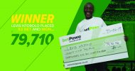 Lusaka resident bets small wins BIG with betPawa after staking K2 on 12 games to win K79,710!