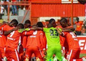 CAF inspectors okay Nkana Stadium