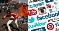 Social media shutdown in Zimbabwe after protests over fuel hike