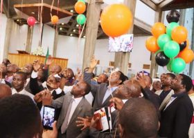 Launch of national dialogue: Stakeholders react