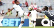 Shonga scores brace in Pirates Champions League win