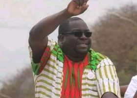 Video: Kambwili on Prime TV's Oxygen of Democracy
