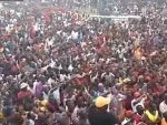 LIVE: HH and Kambwili's campaign rally in Mpatamatu, Roan Constituency