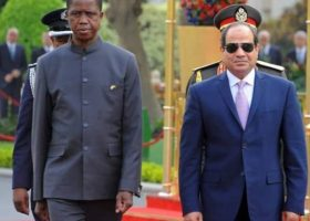 Egyptian President cancels Zambia visit