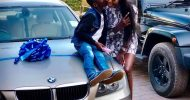 Mother buys Son BMW as a gift