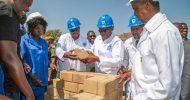 We can meet housing demand through 'Buy-A-Brick' campaign – Lungu