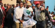Cozmo condemns UK for donating relief food, claims it wants to impose a puppet in Zambia