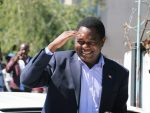 Hichilema trashes gay rights talk