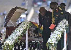 Go well Comrade, KK bids farewell to Mugabe