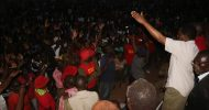 HH arrives in Kaoma urges his members to defend themselves
