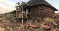 Rural Namibians pin hopes for prosperous future on tourism lodges and hunting despite threats from animal rights groups