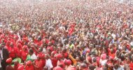 Kitwe stands up for UPND, HH says it is over for PF