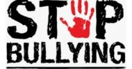 Let's stop school bullying
