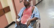 PF cadres injure Sean Tembo, damage his cars