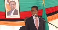 Lungu meeting Security Chiefs, reschedules his national address