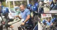 ZIMBABWE: Journalist assaulted by police, forced to delete footage