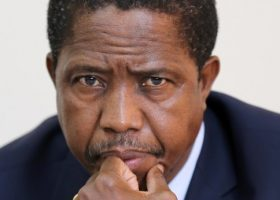 Lungu apologises for embarrassing the nation