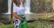 Iris Kaingu over the moon, smiles all the way…