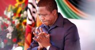 Lungu leads nation in 'prayer' preaches peace, forgiveness this Easter