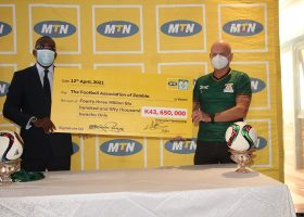 MTN, FAZ sign K43 million sponsorship deal, league renamed MTN Super League