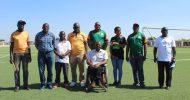 FAZ explores partnership with Tasila Lungu Mwansa's Kuku Grounds