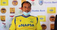 NAPSA Stars Coach Mohammed Fathi apologises to match officials, after watching video replay