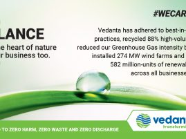 Vedanta – Committed to zero harm