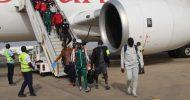 Chipolopolo arrive in Dakar ahead of Senegal friendly