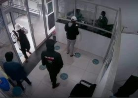 Police launch manhunt for Lewanika Mall robbers