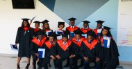 MEPhI holds first graduation ceremony for students from Zambia