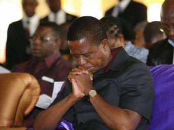 Lungu saddened with Chief Kaoma's death