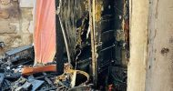 Recording artist T-Sean's house gutted by fire