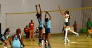 Prison Women, Green Buffaloes men's volleyball teams champions of inaugural 2021 CG Uhuru Volleyball Cup